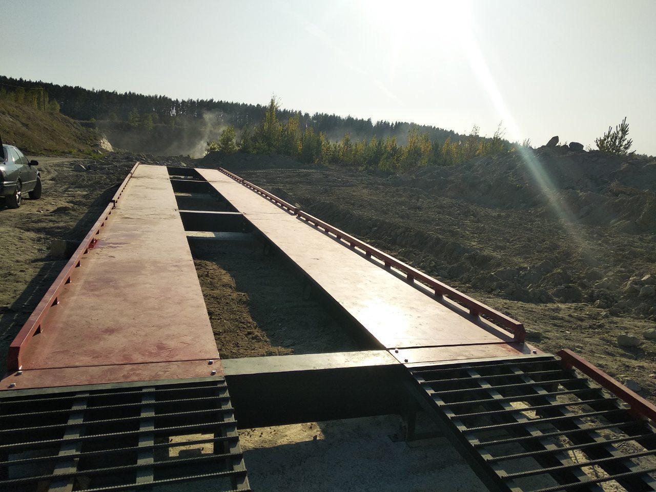 Ваги автомобільні 18 метрів 60 тонн, СВМ-А18-С60