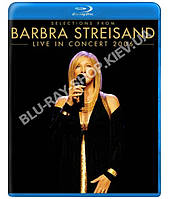 Barbra Streisand - Live In Concert [Blu-Ray]
