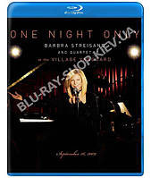 One Night Only: Barbra Streisand And Quartet At The Village...