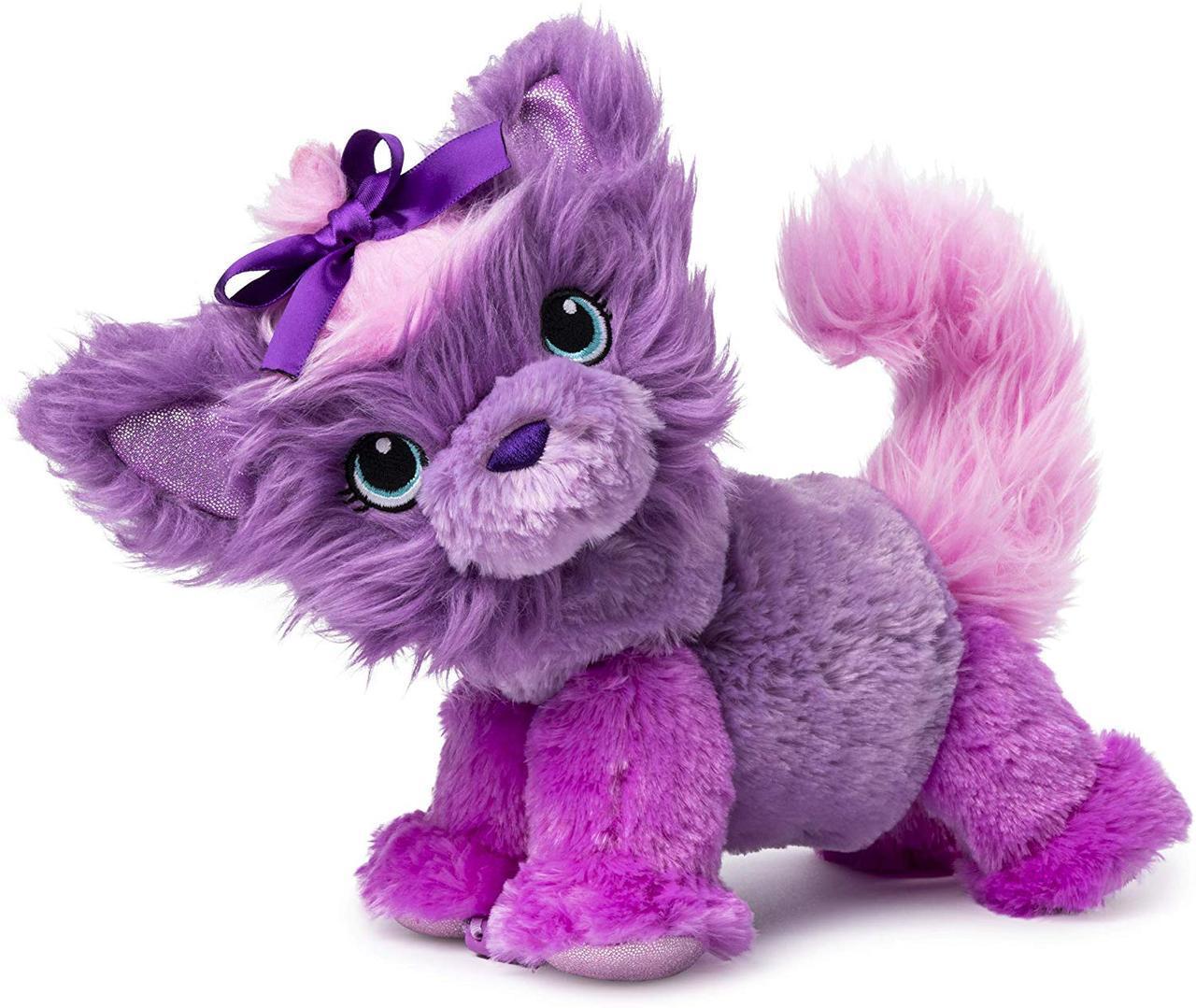 Мягкая Игрушка - Браслет плюшевый щенок Каддлес Твисти Петс Twisty Petz Cuddlez Puppy