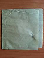 Упаковка бумажная для блинов бурая 42