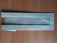 Бумажный пакет с прозрачной вставкой 11.58