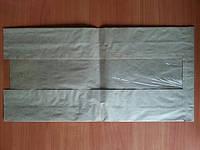 Бумажный пакет с прозрачной вставкой 11.59