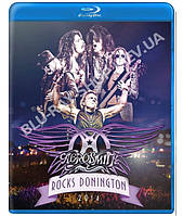 Aerosmith Rocks Donington 2014 [Blu-ray]