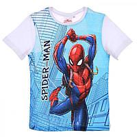 Футболка Disney Spider Man (Человек Паук) 128 см Белый SE14481