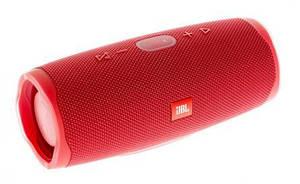 Беспроводная портативная Bluetooth колонка в стиле Jbl Charge 4 красная 149539
