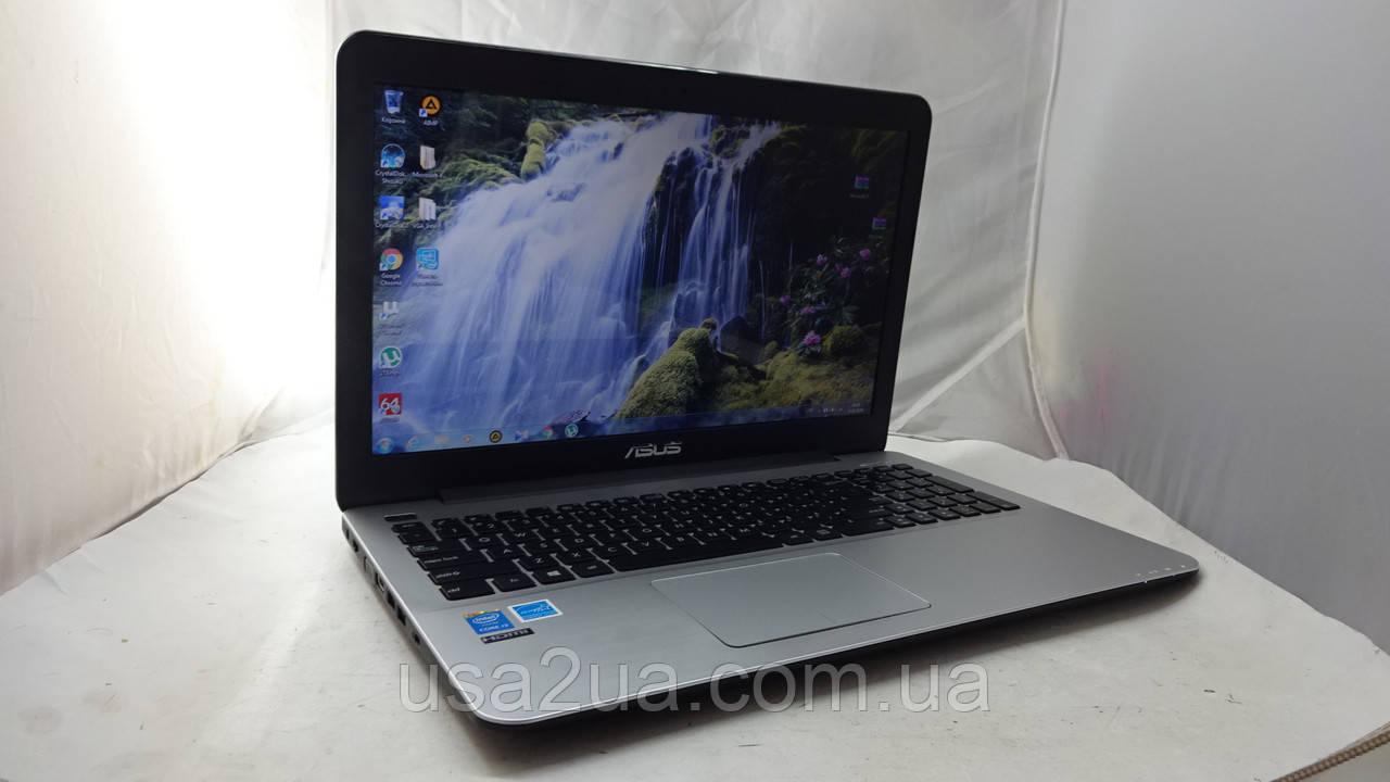 """15.6"""" Ноутбук ASUS X555L Core i3 5gen/1000Gb/6Gb/WEB Кредит Гарантия Доставка"""
