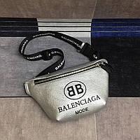 Сумка бананка унисекс Balenciaga (Баленсиага)