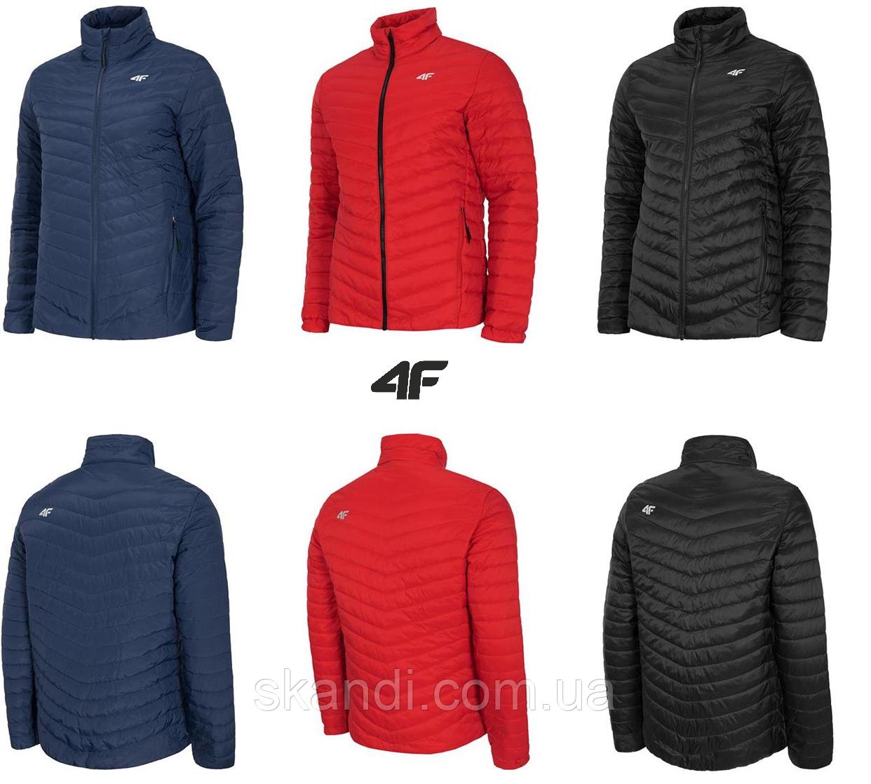 Крутейшая мужская куртка 4F(Оригинал) S\M\L\XL\2XL\3XL