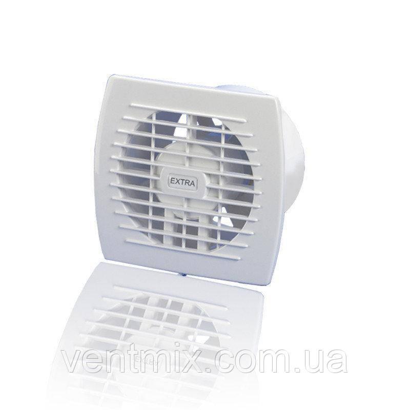 Вытяжной вентилятор Extra E 100 с обратным клапаном