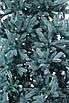 Элитная голубая искусственная елка литая 300, фото 5