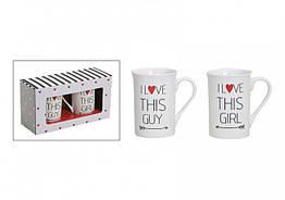 "Чашка ""Mug-Set Gigl/guy Porcelain"""