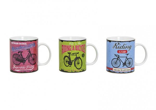 """Чашка """"Велосипед"""""""