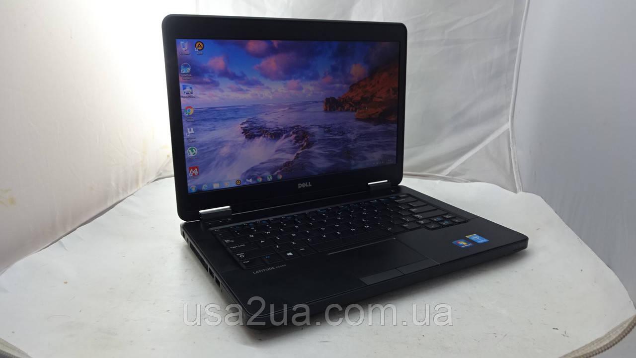 Бизнес Ноутбук Dell Latitude E5440 Core I5 4Gen/500Gb/4Gb Кредит Гарантия Доставка