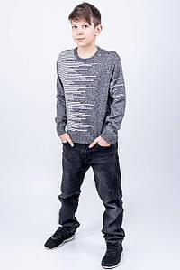 Детский свитер Виктор (серый) #L/I 1027634590