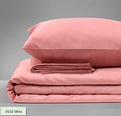 Комплект постельного белья двуспальный 175х210 Сатин 3220 Oriana, фото 3