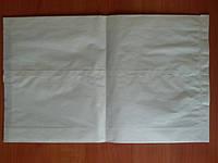Пакет саше белый 220х140х50  (1417)