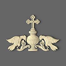 Накладка з хрестом