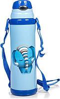 Термос дитячий 0,5л LeEco KH-9009 Blue