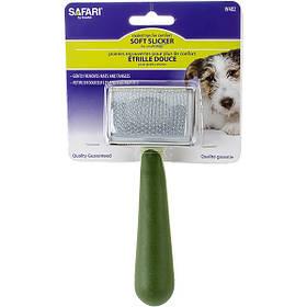 Пуходерка м'яка для собак і котів Safari Soft велика