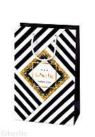 Подарочный пакет «Праздничная феерия», размер S