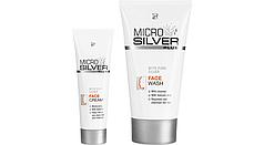 LR MICROSILVER PLUS Набір для чутливої і проблемної шкіри, 2 шт