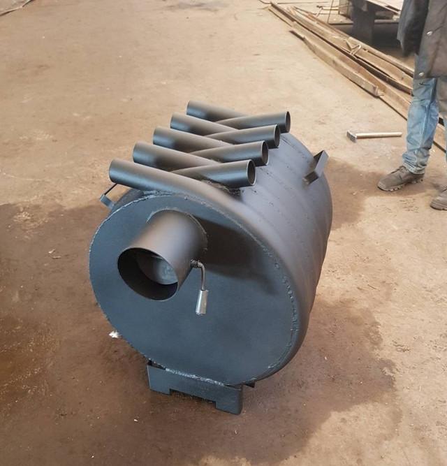 Печь Булерьян для отопления помещений