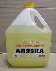 Омыватель стекол зимний -20C (5л)(Фруктовый) Renault Duster (Аляска 5363)