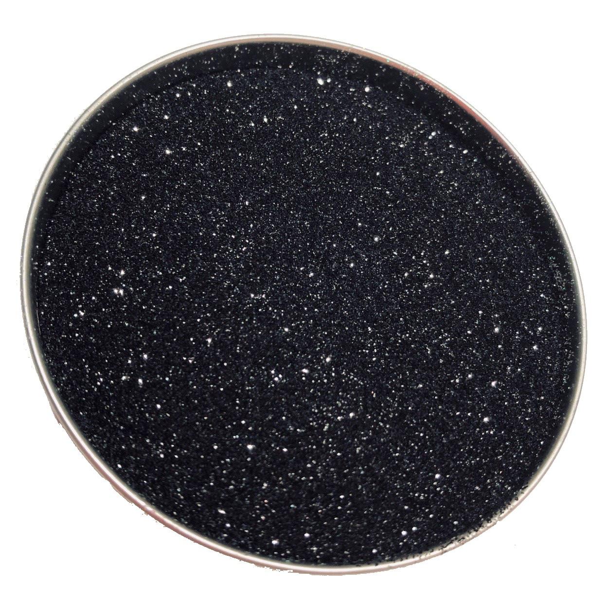 Глиттер черный TS905-128, 150мл