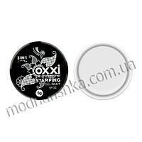 Гель краска (для стемпинга) Gel Paint STAMPING OXXI №02, 5г