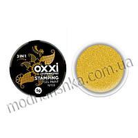 Гель краска (для стемпинга) Gel Paint STAMPING OXXI №03, 5г