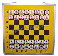 Шахматы, демонстрационные, учебные, доска 1*1 м