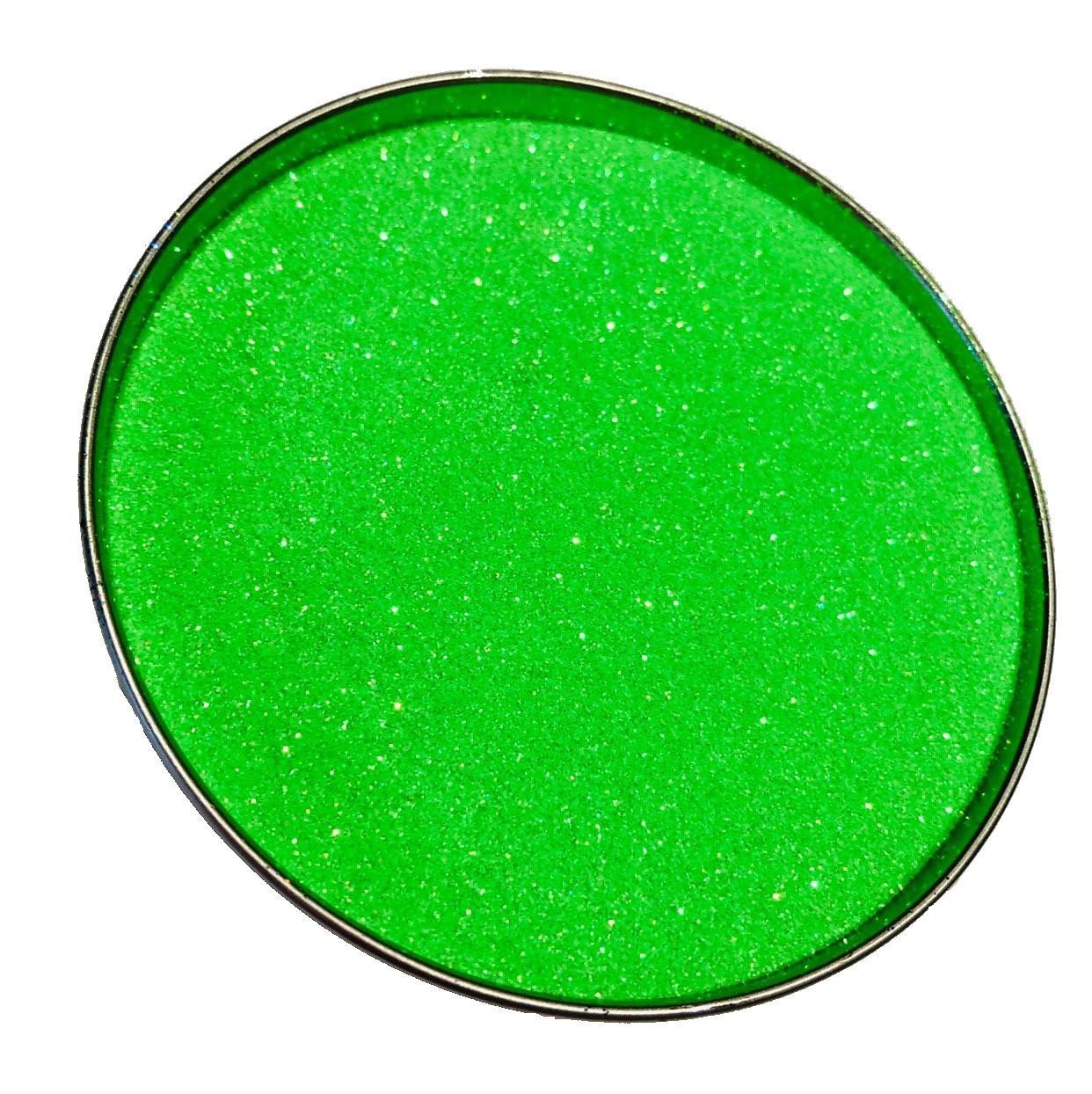 Глиттер радужный зеленый TRY506-128, 150мл