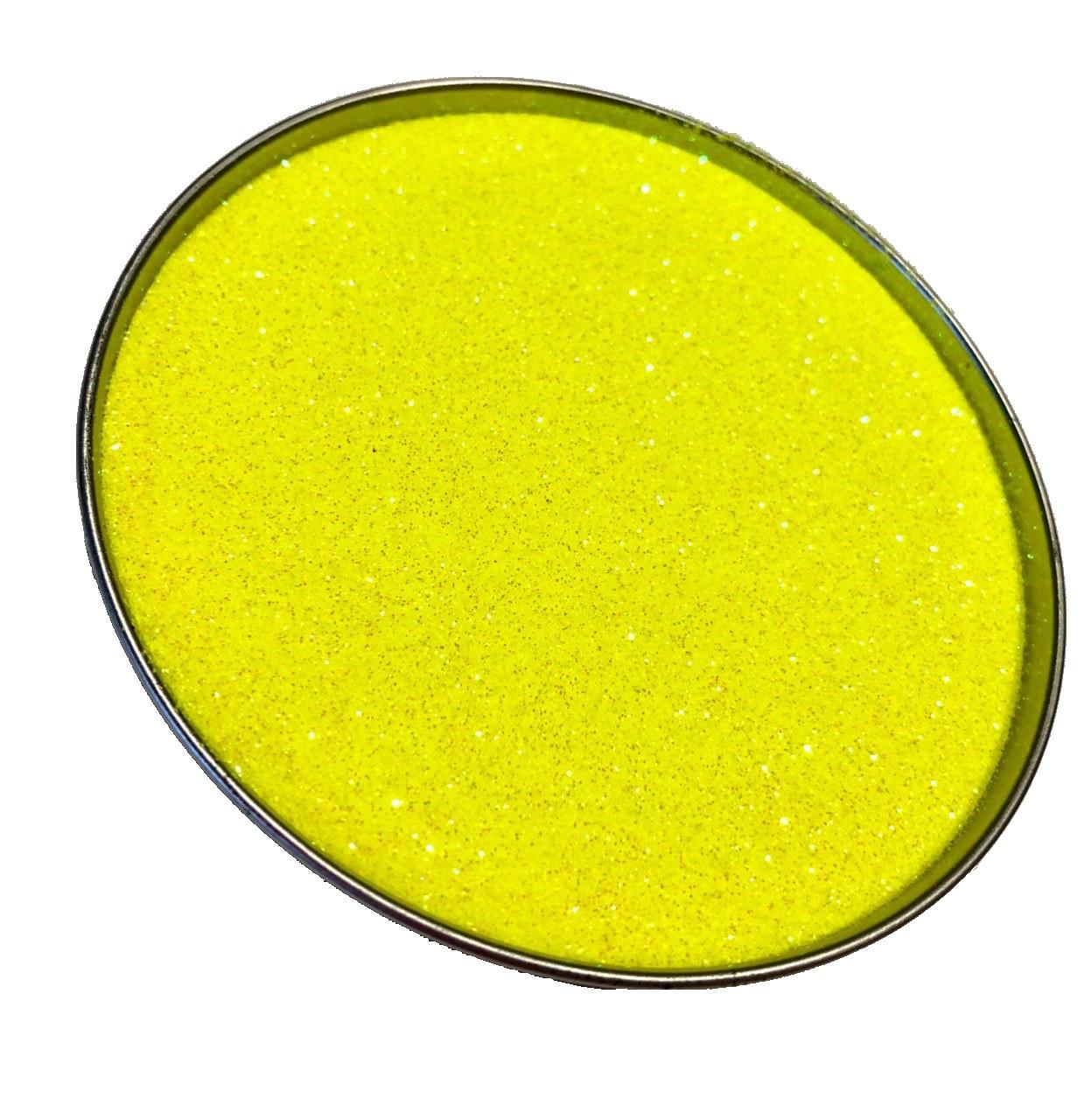 Глиттер радужный желтый TRY106-128, 150мл