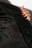Жилетка женская 120P281 (Черный), фото 6