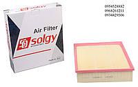 Фильтр воздушный Mersedes Sprinter / VW LT (1995-2006) SOLGY (Испания) 103001