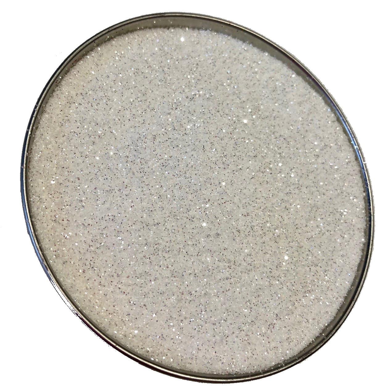 Глиттер белый яркий TS006-128, 150мл