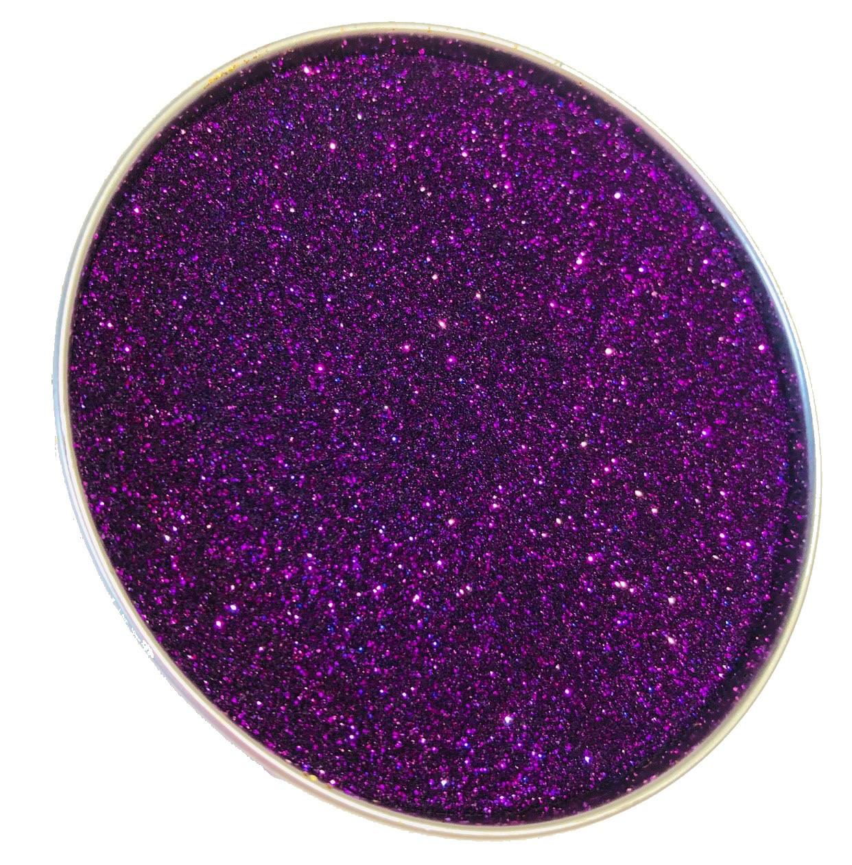 Глиттер темно-фиолетовый TS325-128, 150мл