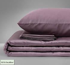 Комплект постельного белья двуспальный 175х210 Сатин Excalibur 0231