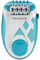 Эпилятор Rowenta Skin Spirit EP2910 Белый/голубой (F00171241)