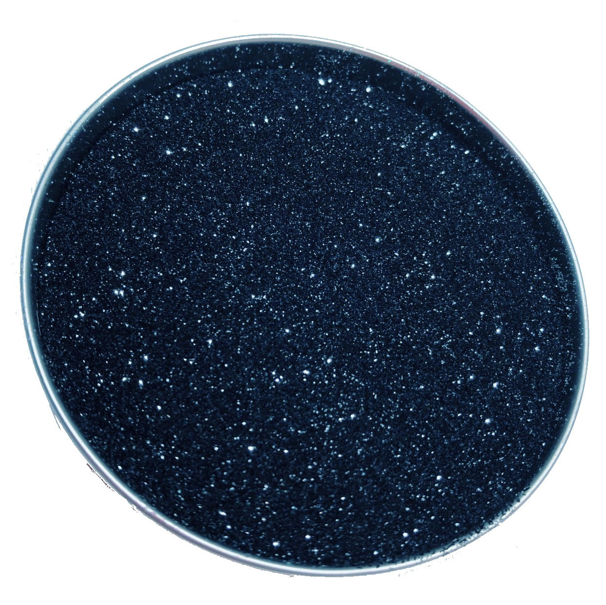 Глиттер черно-синий TS906-128, 150мл
