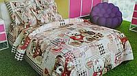 Детское постельное белье Бязь Gold мишка тедди