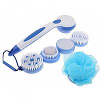 Щётка для тела массажная Spin Spa  Brush, щетка мочалка