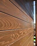 Фасадная доска Термоясень - Планкен косой - Ромбус - скошенный планкен, фото 5