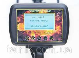 Блок електронний металошукача Fortune PRO-2 / Фортуна ПРО-2 LCD-дисплей 7*4 FM трансмітер