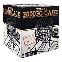 Настольная игра Spin Master Games Бинго делюкс с лототроном (SM98375/6033152)