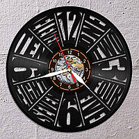 Настенные часы Лофт, винтажные, дизайнерские интерьерные