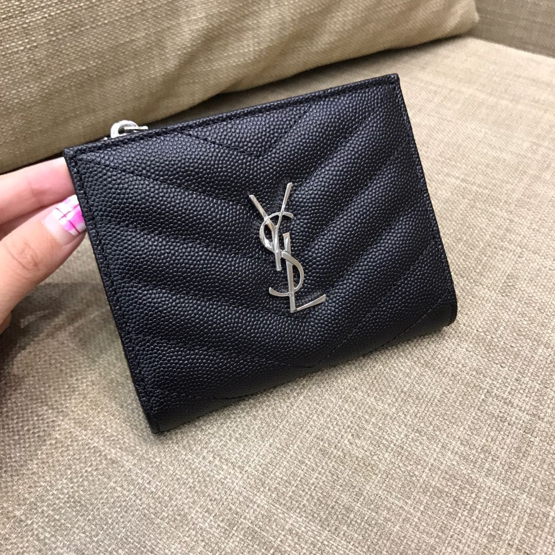 Женский бумажник Yves Saint Laurent