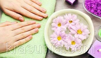 Ванночки для ногтей: польза и рецепты