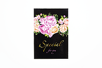 "Мини-открытка  004. 95*65 мм ""Special for you"", фото 1"